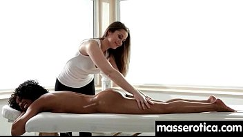 Most Erotic Girl On Girl Massage Experience 10