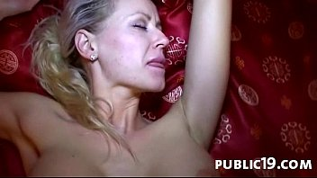 public blow-job and rigid orgy