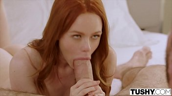 TUSHY Wife Cheats On Business Trip With Anal