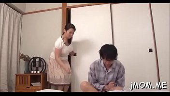Captivating asian aged gets her love muffins and pussy played with