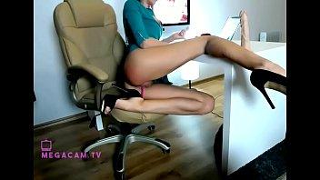 Long Legs Fetish Show on Megacam.TV