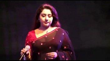 Bangladesh Eva Rahman cleavage