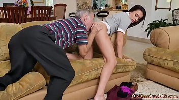 Amateur mature blowjob tits xxx Riding the Old Wood!