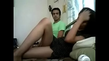 India desi girl fucking couple in the bedroom
