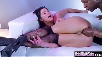 Deep Hard Anal Sex With Lovely Big Round Butt Girl (Aleksa Nicole) video-03