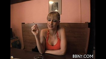 Outdoor blow job with chick