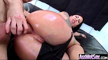Horny Girl (dollie darko) With Big Oiled Wet Butt Get It Deep In Ass clip-11