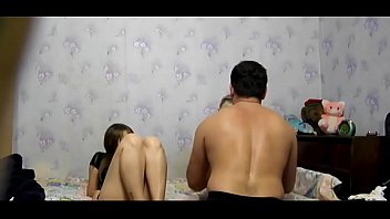 amateur Russian teen with older couple