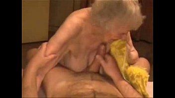 Amateur. Facia on granny