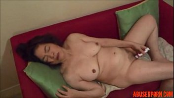 Amateur Asian MILF Use 3 Toys, Free Mature Porn Video f1 - abuserporn.com