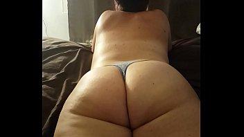 hefty yam-sized milky backside