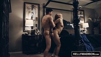 KELLY MADISON - Hot Nurse Ornella Morgan Loves Being Tied and Creampied
