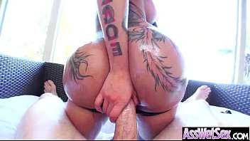 Anal Sex Tape With Big Oiled Wet Butt Girl (bella bellz) movie-05