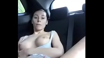 self love in truck in public