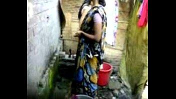 bangla desi village girl bathing in dhaka