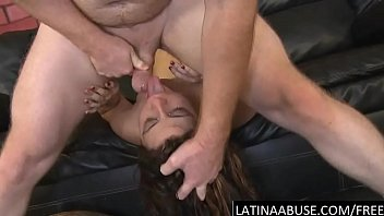 sloppy latina hatch and butt tucked