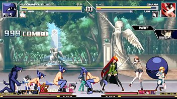 kuromaru plus vs dengeki bunko fighting orgasm 02.