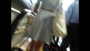 mzansi escalator upskirt