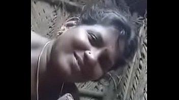 Tamil Village Aunty sucking cock