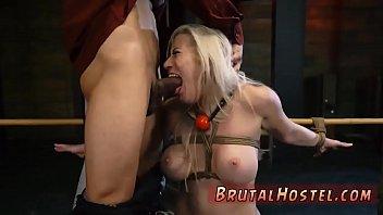 Teen on toilet eating cum and finger bang bondage Big-breasted