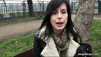 Public Blowjob For Cash With Nasty Teen Czech Girl 03
