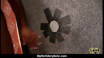 Interracial - White Lady Confesses Her Sins at Gloryhole 19