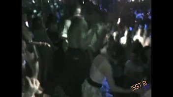 mrride my face live at club.