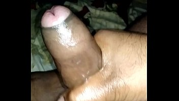 jerking my lubed big boy