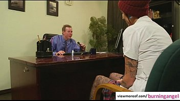 tatted school woman aayla secura entices her principal.