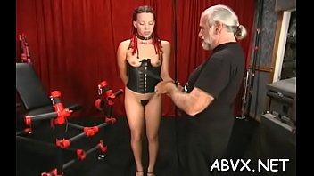 Big tits hotties bizarre thraldom amateur porn play