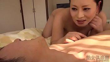japanese sweetheart enjoys to take the shaft deep.