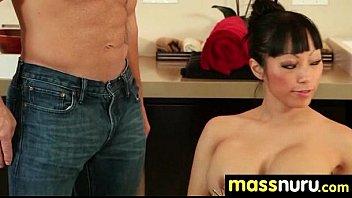 japanese masseuse gives a utter service.